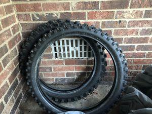 Dirt bike tires for Sale in Woodbridge, VA