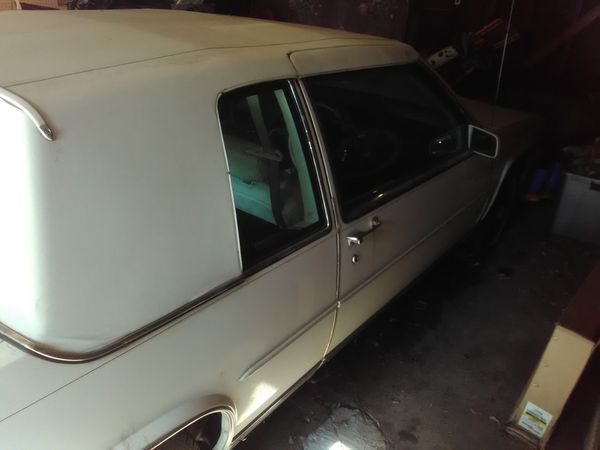 88 Cadillac Coupe DeVille for Sale in Saint Paul, MN - OfferUp