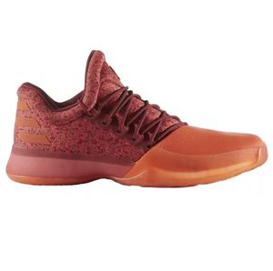 ADIDAS ORIGINAL JAMES HARDEN VOL.1 SCARLET RED GLARE CRIMSOM B39501 for Sale in Falls Church, VA
