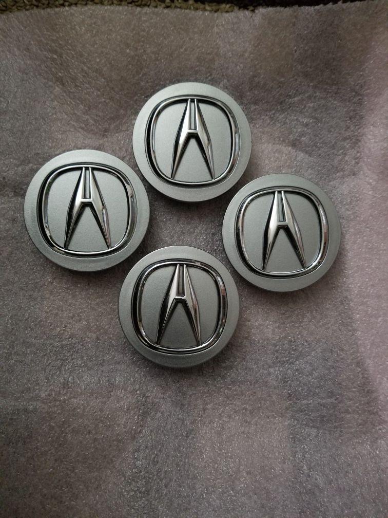 Acura center caps NEW