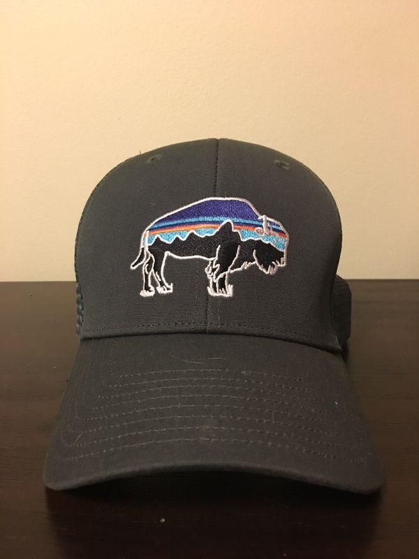 705b994b6c73a Patagonia Fitz Roy Bison Trucker Hat for Sale in Wheat Ridge