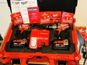 Brand New! Milwuakee Fuel Pack out Kit! Fire Sale!!! for Sale in Cary, NC