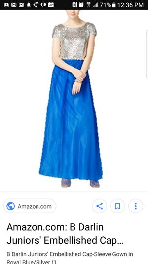 49624f2a4 New and Used Royal blue dress for Sale in Melbourne, FL - OfferUp