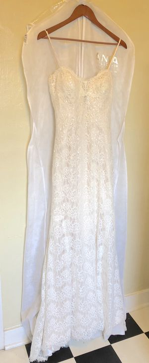 Lace Vintage Style Wedding Dress for Sale in Portland, OR