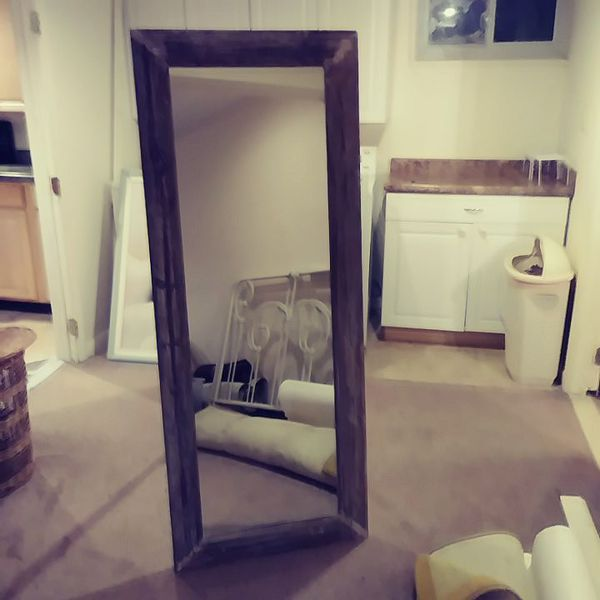 Full length body mirror for Sale in US - OfferUp