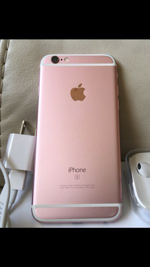 iPhone 6s Rose Gold,16 GB for Sale in Springfield, VA