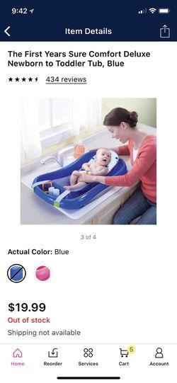 Baby bath tub Thumbnail