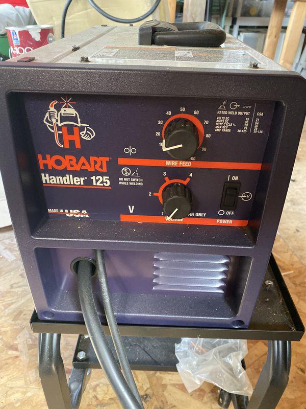 Hobart Handler 125 welder for Sale in Sumner, WA - OfferUp