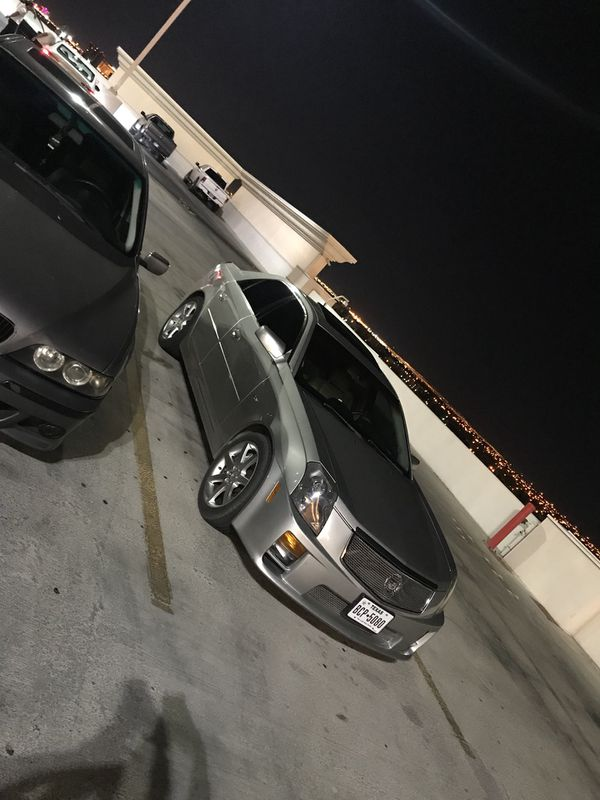 project 2005 cadillac cts v for sale in odessa tx offerup. Black Bedroom Furniture Sets. Home Design Ideas
