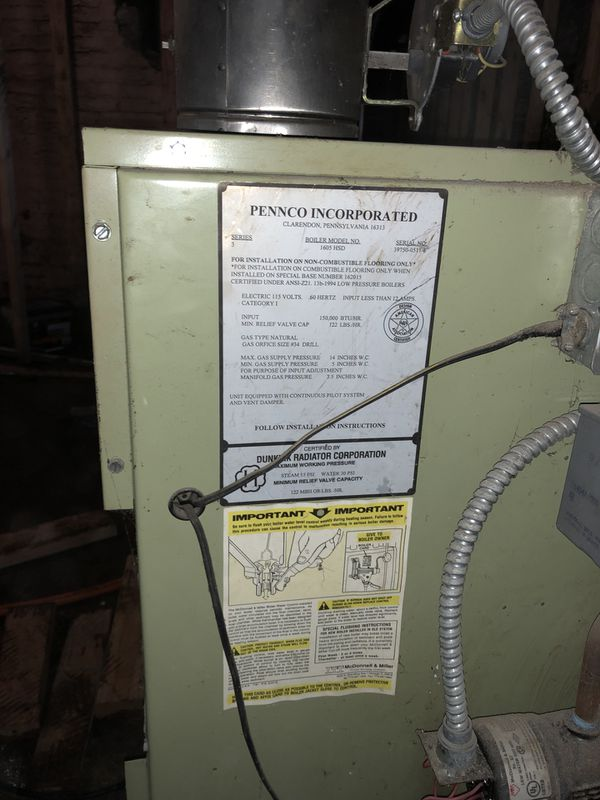 Pennco coast iron boiler steam for sale in valley stream ny offerup swarovskicordoba Image collections