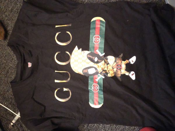 fe3fc6d1 Authentic Gucci Deadpool shirt for Sale in Brooklyn, NY - OfferUp