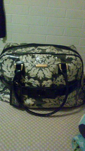 523a212e268cb Isabella fiore bag bought it in Vegas at the aria for Sale in ...