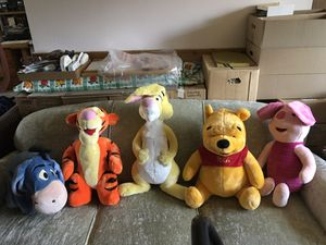 Disney - large stuffed toys/collectibles for Sale in Altamonte Springs, FL