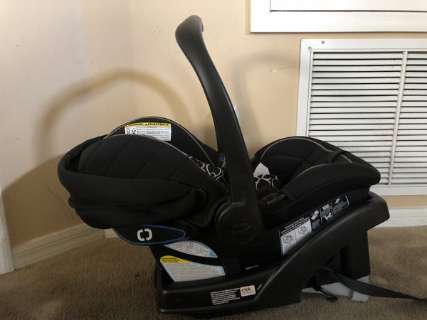Graco SnugRide(R) 35 Platinum Infant Car Seat with TrueShield + ...