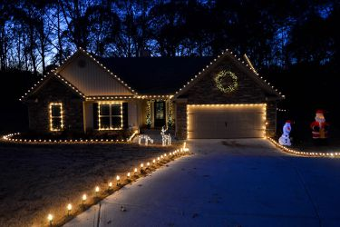 Christmas and Halloween Holiday Lights Thumbnail