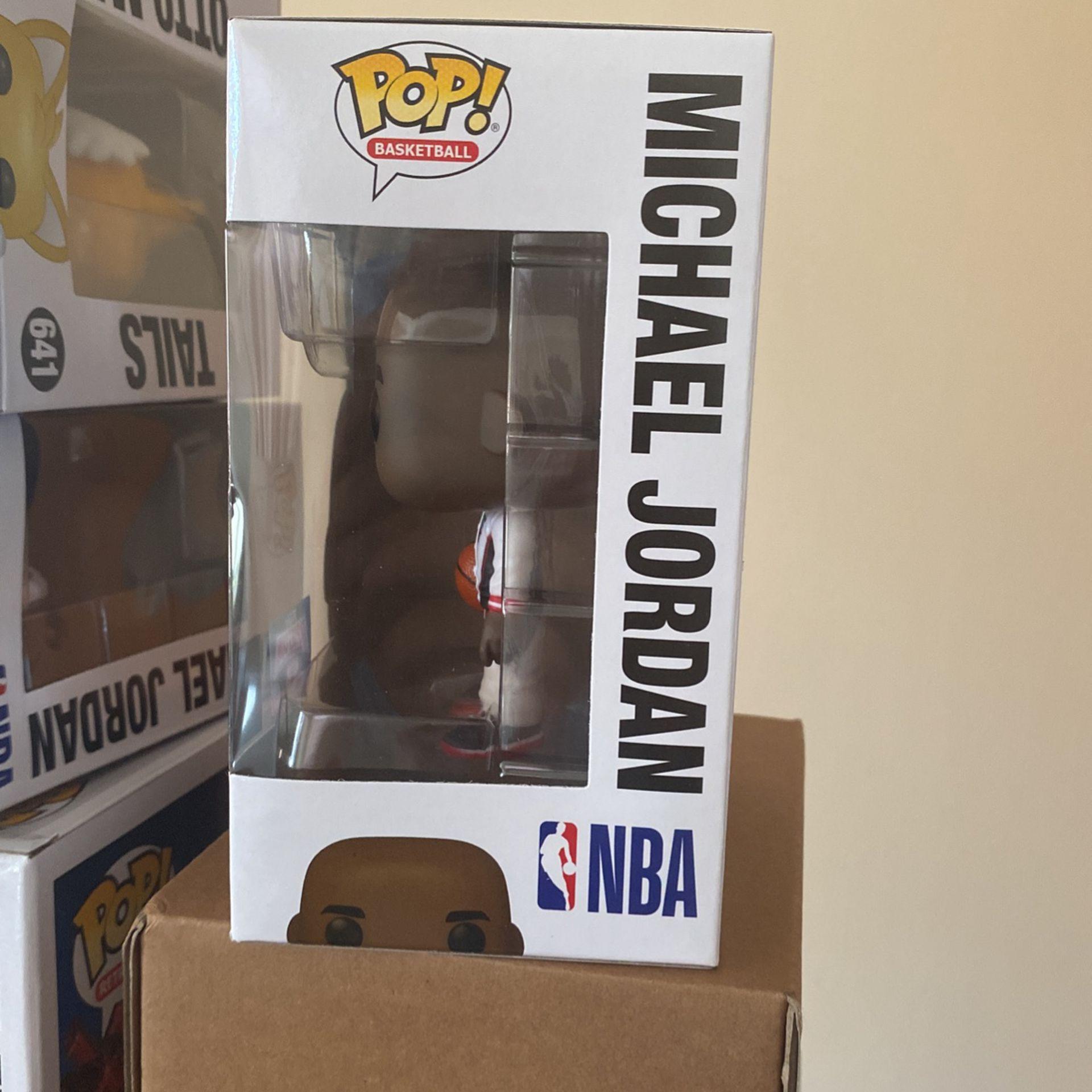 Michael Jordan-Target Con 2021 Limited Edition Exclusive