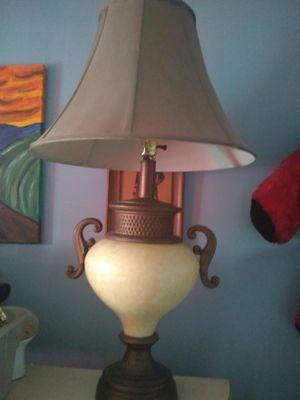 Brown lamps set for Sale in Philadelphia, PA