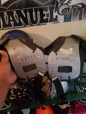 7e9f108fce1 Rawling football pads for Sale in South El Monte