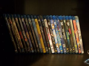 23 3D blu-ray movies for Sale in Ashburn, VA