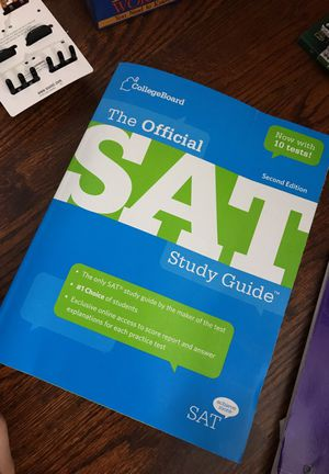 Sat book for Sale in Annandale, VA