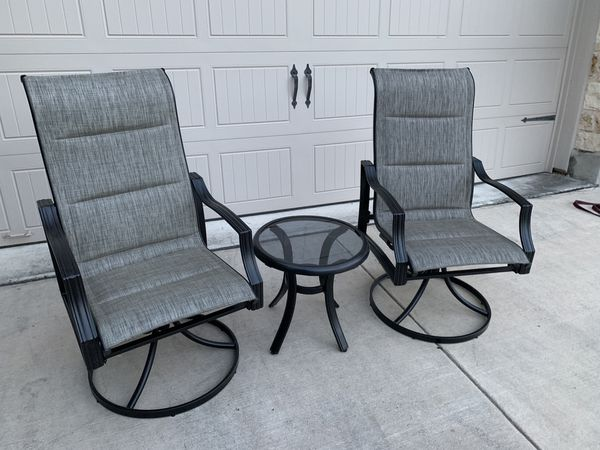 Hampton Bay Patio Set For Sale In San Antonio Tx Offerup