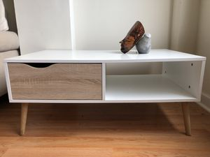White oak coffee table for Sale in Washington, DC