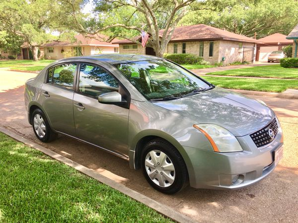 2009 Nissan Maxima For Sale In Houston Tx: 2009 NISSAN SENTRA 2.0 4 CYLINDER ENGINE AUTOMATIC