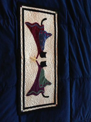 Quilted wall Hanger for Sale in Frederick, MD