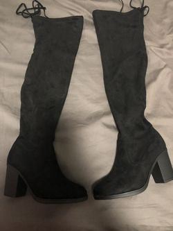 Over the knee boots Thumbnail