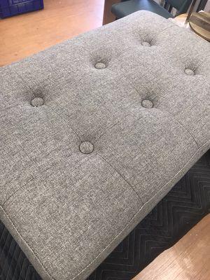 Brilliant Lemoor Mid Century Ottoman With Storage Project 62 For Sale Spiritservingveterans Wood Chair Design Ideas Spiritservingveteransorg