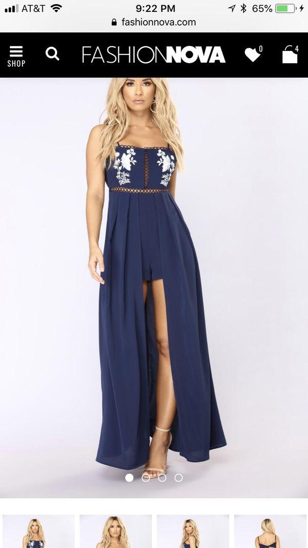 5e77a9f1fd7c6 Two Maxi Dresses Fashion Nova for Sale in Lincolnia, VA - OfferUp