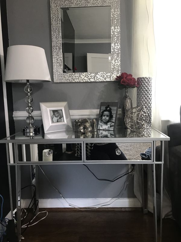 Mirrored Console Table Vanity Table For Sale In Newport