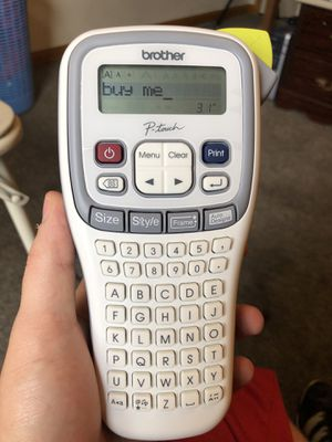 Label maker for Sale in Martinsburg, WV