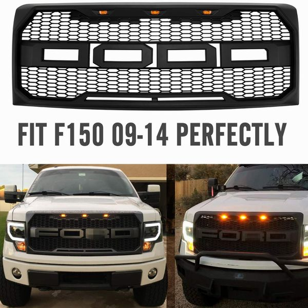 09-14 Ford F-150 Raptor Style Grille For Sale In Anaheim