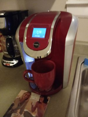 Kruger 2.0 coffee machine like new for Sale in Nashville, TN