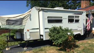 2006 Star Craft camper trailer for Sale in Springfield, VA