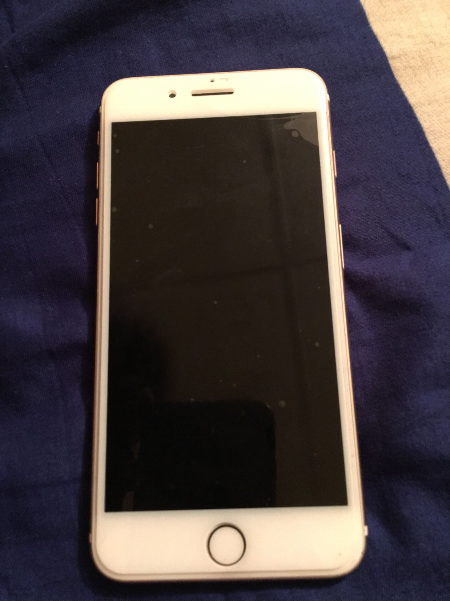 I got IPh1 7plus for sale dm for price {contact info removed}