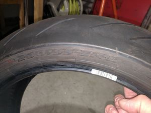 Pirelli Rosso lll motorcycle Tyre set for Sale in Santa Monica, CA