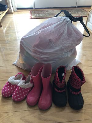 Kids clothes and shoes from size 4t to some bigger size and shoes for Sale in Gainesville, VA