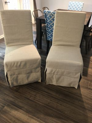 Dining chairs for Sale in Lake Ridge, VA