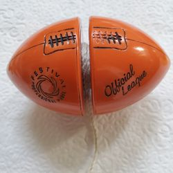 Vintage Football Yoyo Thumbnail