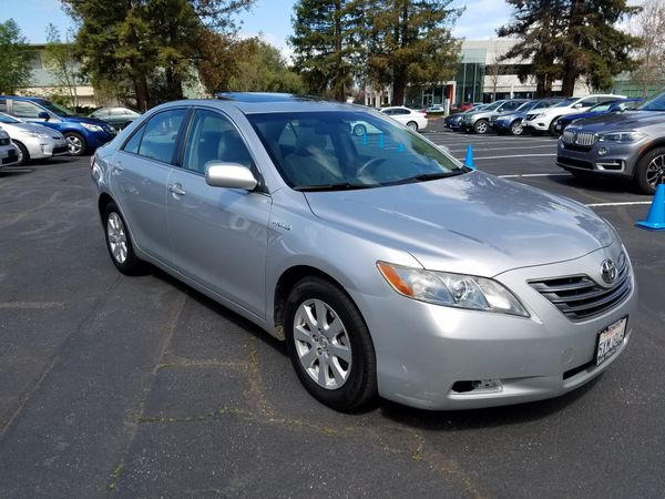 2007 Toyota Camry Hybrid Xle Leather Navi Bluetooth