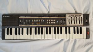 Casio Mt 100 keyboard for Sale in North Potomac, MD