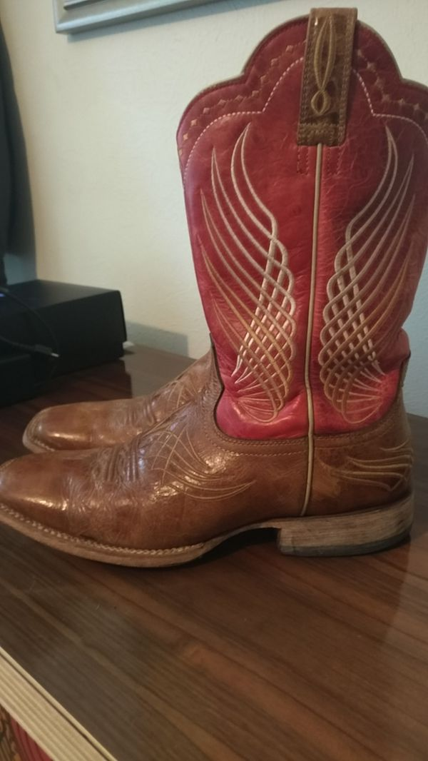 22463d3cdab Ariat Men's Mecate Boots 11.5D for Sale in Spring, TX - OfferUp
