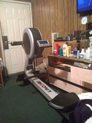 Life core row machine for Sale in Houston, TX