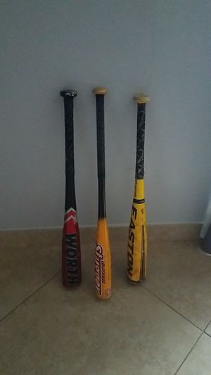 Baseball bats for Sale in North Miami, FL