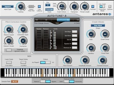Antares Auto-Tune 8 1/Auto-Tune Pro for Sale in Rockford, IL - OfferUp