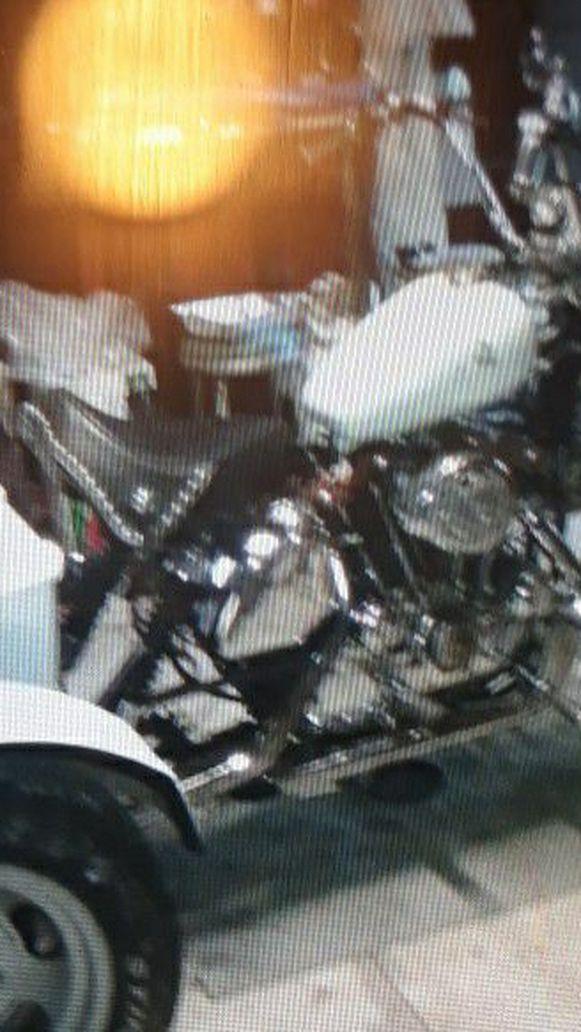 Photo 1977 Harley Sportster Trike