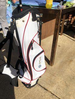 PGA golf bag kids with driver Thumbnail