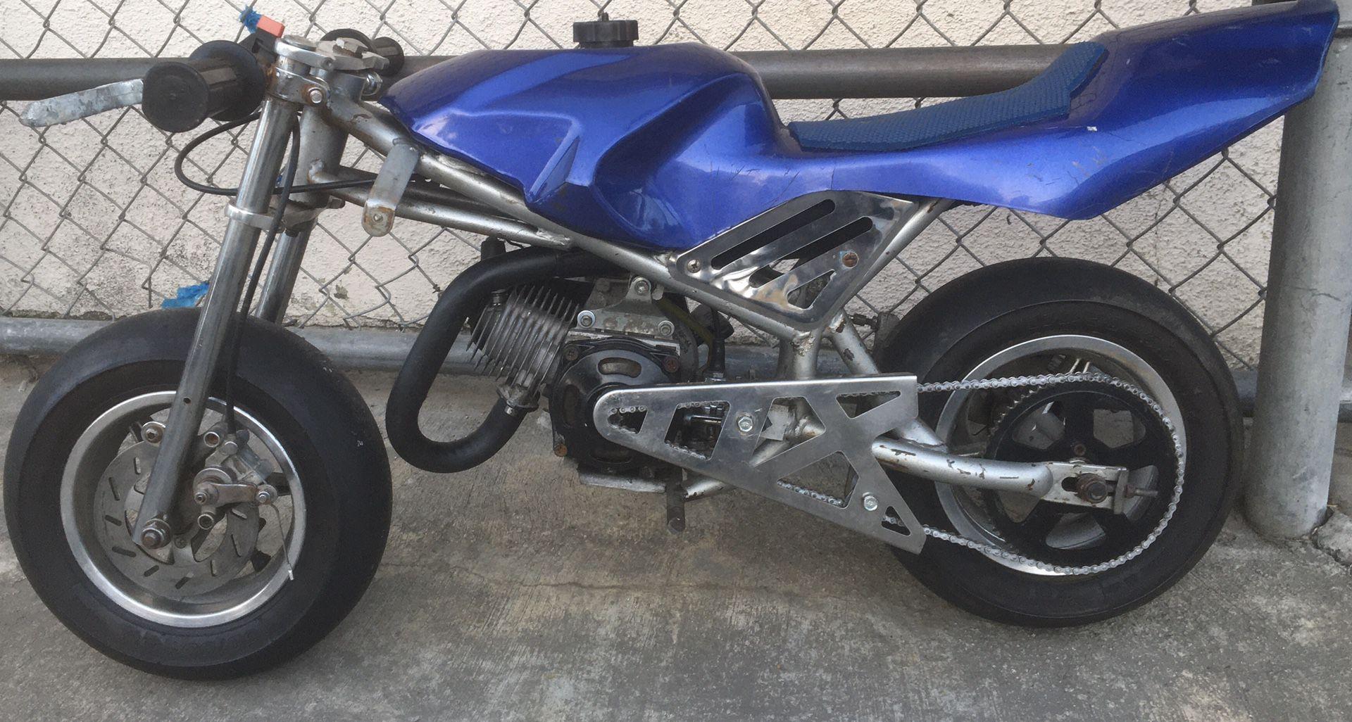 Photo Racing Mini Pocket Bike $320
